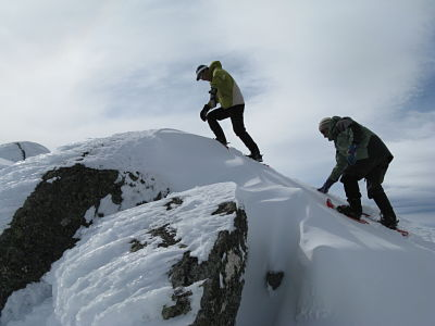 ok, so its not the West Ridge of Everest ...