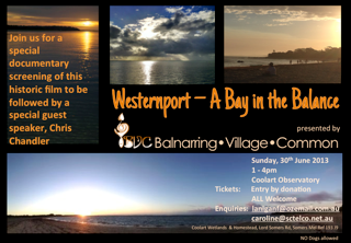 Westernport - ABITB Poster