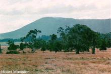 Mt Macedon
